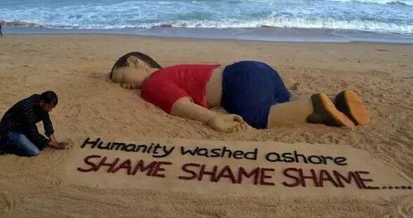 3岁叙利亚男孩伏尸海滩 1.jpg