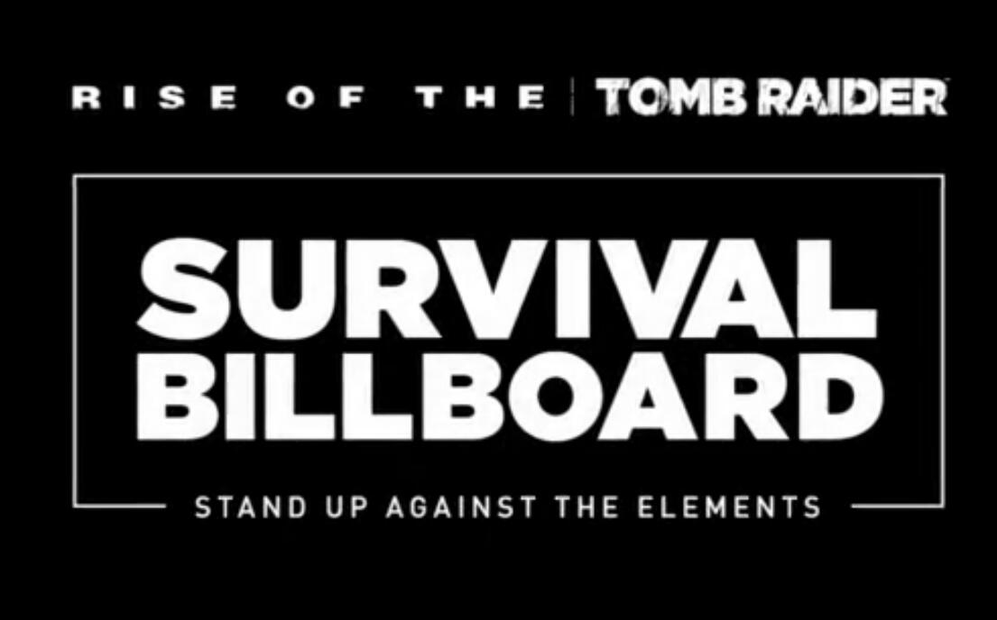 Xbox one创意广告:Survival BillBoard.jpg